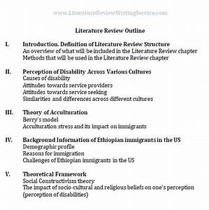 Literature Review For Dissertation Assignment On Communication