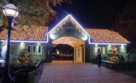 christmas lights installation  clarks village encore