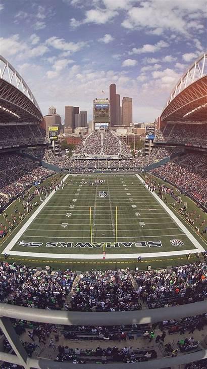 Iphone Seahawks Seattle Stadium Football Nfl Wallpapers