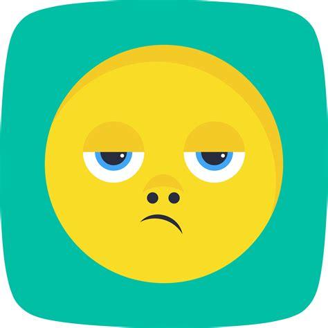 foto de Disappointed Emoji Vector Icon Download Free Vectors