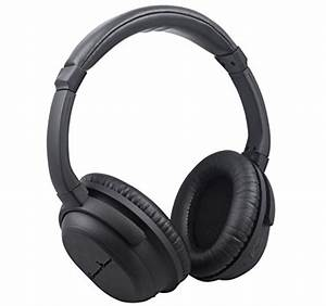 Active Noise Cancelling Bluetooth Headphones Liwithpro