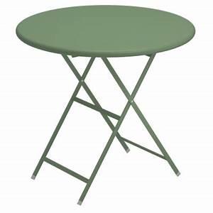 Emu Arc En Ciel : emu arc en ciel folding table round nunido ~ Watch28wear.com Haus und Dekorationen