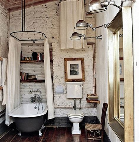bathroom designs  vintage industrial charm decoholic