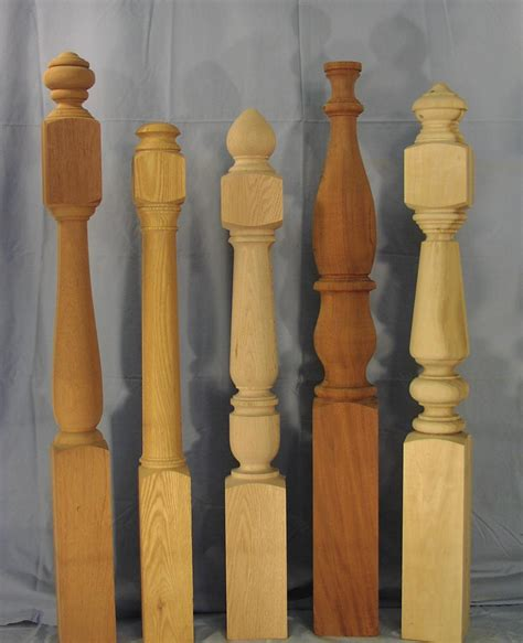 Newel Posts - The Woodworks Company