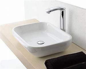 Aufsatzwaschbecken 60 Cm : waschbecken modern ~ Indierocktalk.com Haus und Dekorationen