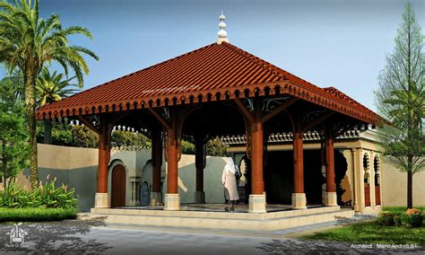 mario andreti architectural works rumah bapak arief