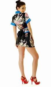 Modern Kimono - Kimono & Yukata Robes - Lionella