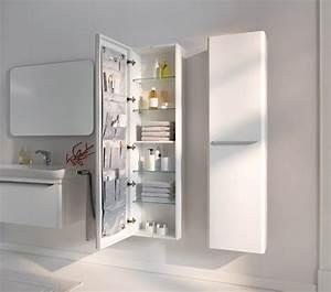 Meuble Salle De Bain Rangement : salle de bain design avec meuble de rangement salle de ~ Dailycaller-alerts.com Idées de Décoration