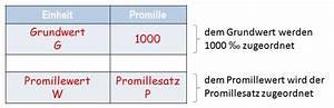 Dreisatz Berechnen : rechnen mit promille prozentrechnen kapiert ~ Themetempest.com Abrechnung