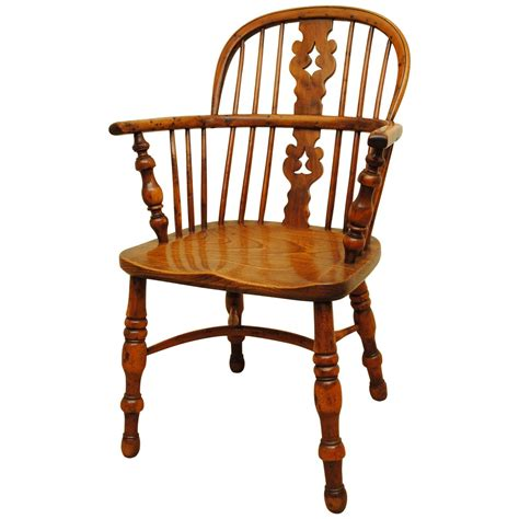 Type Of Wooden Chairs by Exle Of A Yew Wood Chair For Sale At 1stdibs