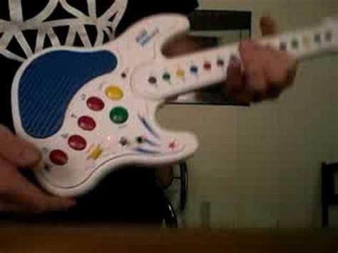 Circuit Bent Song Maker Electronic Guitar Youtube