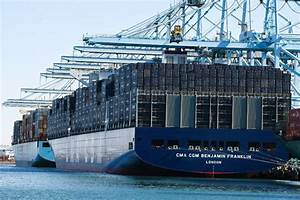 The Port of Los Angeles gives a lesson in mega ships