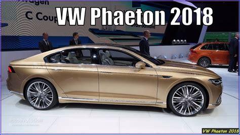 volkswagen phaeton  interior  exterior overview