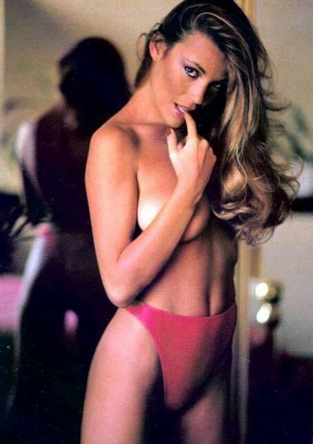 vanna topless lingerie young jaclyn smith