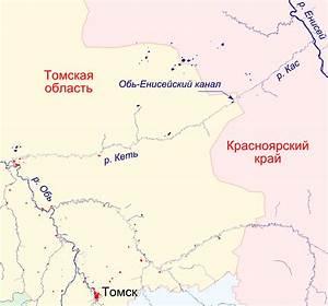 Ob–Yenisei Canal - Wikipedia