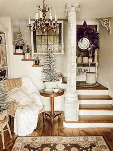 The, Sweetest, And, Cute, Shabby, Chic, Decorating, Ideas, For, Your, Hall