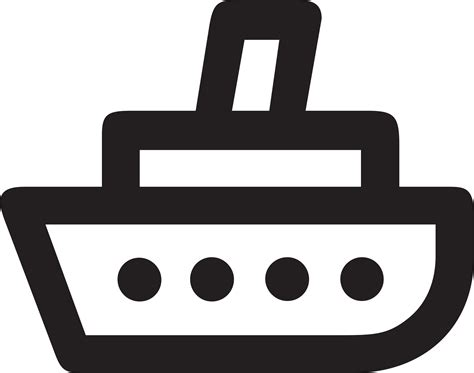 Simple Clipart Boat by Simple Boat Clipart Clip Art Of Boat Clipart 6811