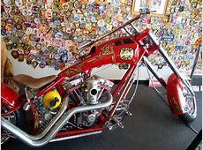Fire Bike Orange County Choppers American Chopper