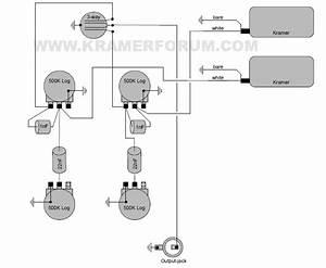 Kramer Striker 300st Wiring Diagram