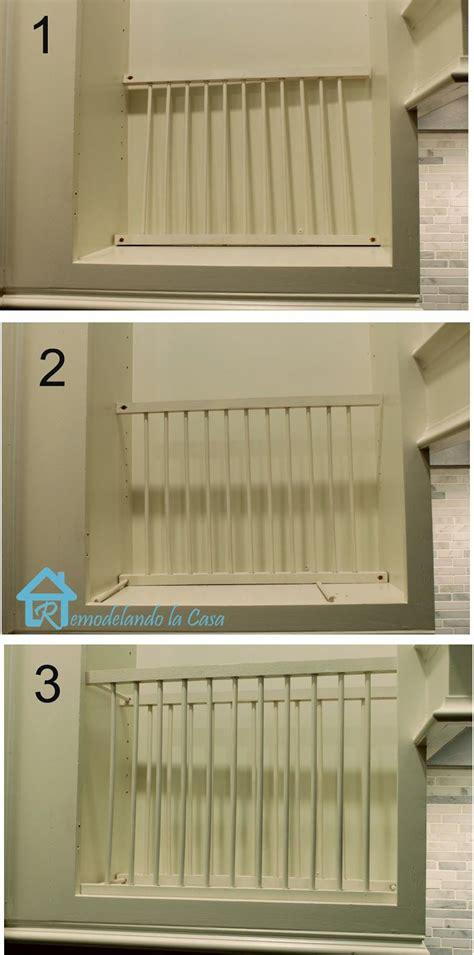 diy  cabinet plate rack   cabinet plate rack diy kitchen shelves plate shelves