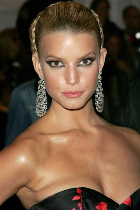 awesome jessica simpson hairstyles creativefan