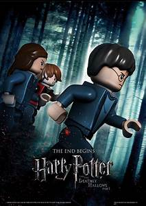 Lego Harry Potter and the Deathly Hallows Part 1 | A Lego ...
