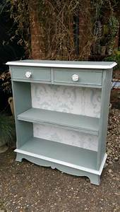17 best ideas about shabby chic bookcase on pinterest With what kind of paint to use on kitchen cabinets for luxury candle holders