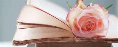 Romantic Rose Pink Tabs Rate