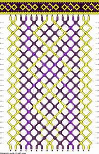 Friendship Bracelet Pattern 43864