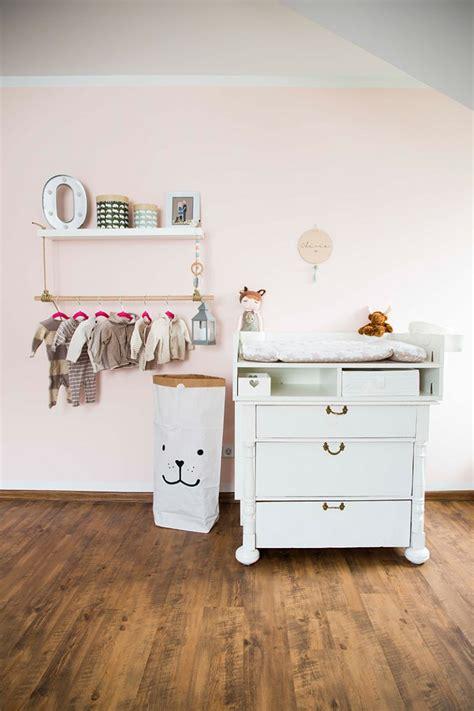 Ideen Für Ein Babyzimmer Für Mädchen Mummyandminicom
