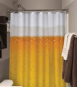 Rideau De Douche : rideau de douche bi re ~ Voncanada.com Idées de Décoration