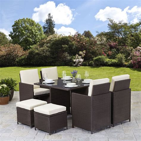 the excellent guide for buyers to buy rattan garden