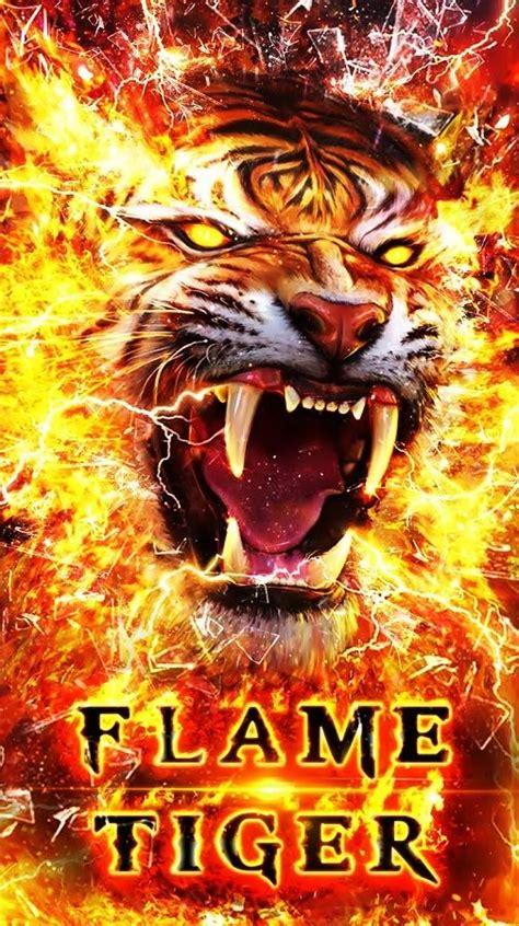 tiger wild beast  fire wild cats   lion art