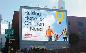Children's Miracle Network Hospitals on Behance