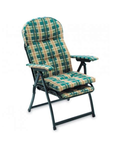 folding chair with footrest cing outdoor