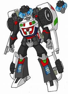 Transformers Mod Wheeljack by rukifellth on DeviantArt