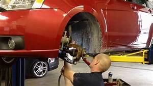 Ford Focus Suspension Rub/Creaking Noise Repair YouTube
