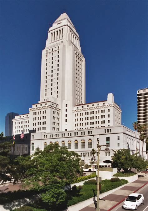 Los Angeles City Hall Wikipedia