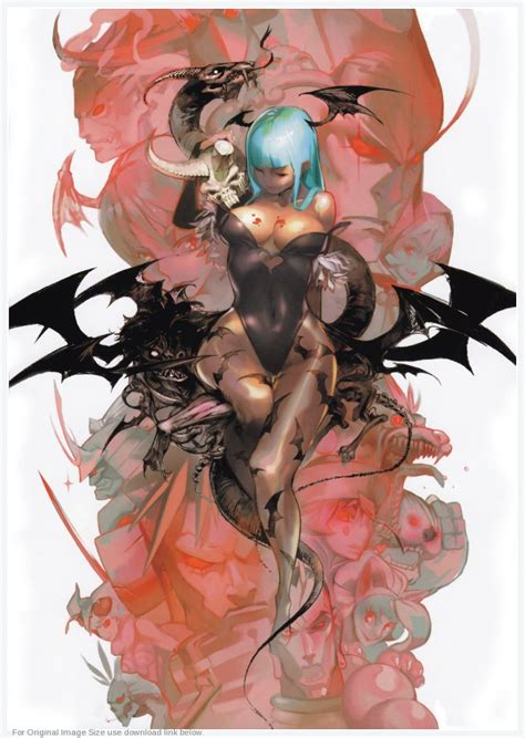 109 Best Morrigan Darksiders Images On Pinterest