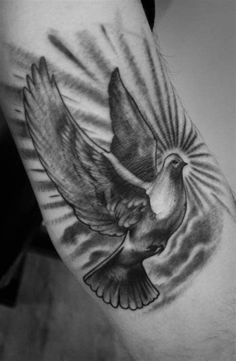 70 Most Amazing Dove Tattoo Design Ideas