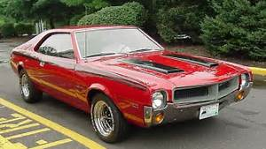 File:1968 AMC Javelin base model red-NJ jpg - Wikimedia