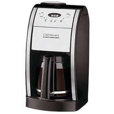 cuisine arte cuisinart grind brew coffee maker at 1st in coffee model