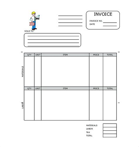 open office invoice template open office invoice template