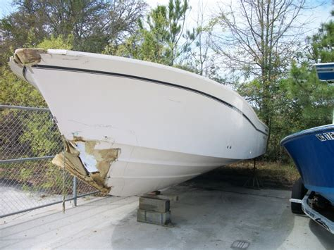 Boat Hull Project For Sale by Grady White Project Boat The Hull Boating And