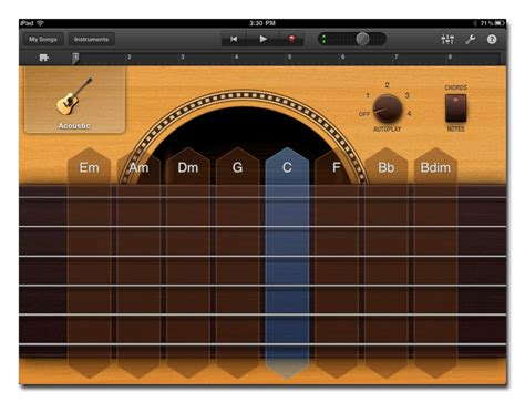 First Look Apple's New Garageband For Ipad, Updated