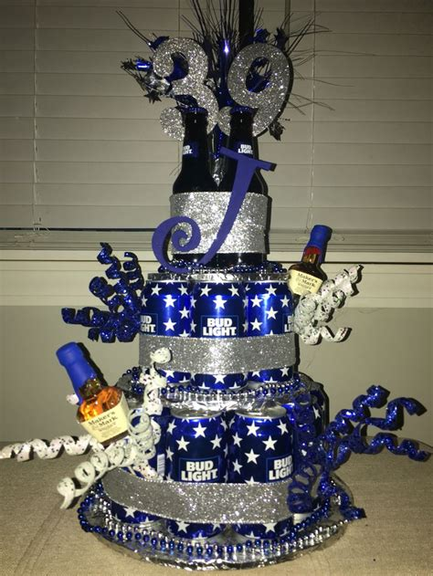 bud light beer cake retirement cake bud light cake