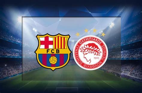 Barcelona 3 - 1 Olympiakos: Finished | 2017-10-18 | Champions League | Yahoo Sports