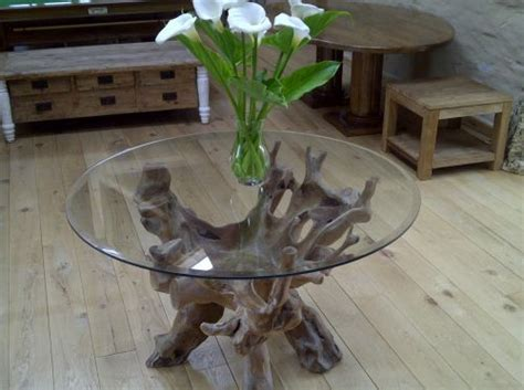 Reclaimed Teak Root Dining Table 12m  Same As The
