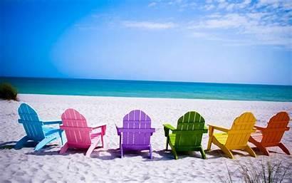 Summer Beach Background Wallpapers Wallpapersafari