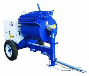 Mortar Mixer 8 Cu Ft  Gas